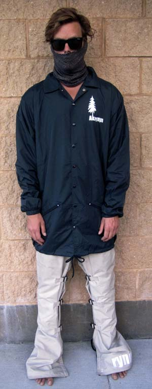 "Tall ""Coaches Jacket"" XLT- Forrest Green"