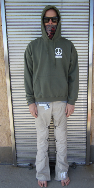 AkPH-Olive Green XL